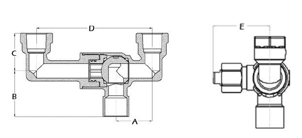 Design: Geo grau Tr/äumeland T040230 Ersatzbezug f/ür Still- /& Schwangerschaftskissen mehrfarbig 190 cm