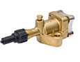 Brass Compressor Valves - Flange Union, Solder